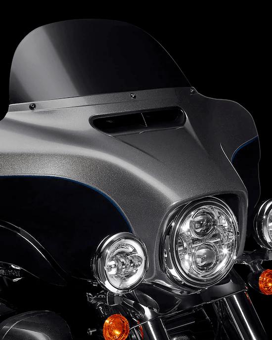 CARENADO BATWING &Y VENTILACIÓN SPLITSTREAMDiseño que ofrece un flujo de aire más suave y reduce las ráfagas de viento en la cabeza con un conducto de igualación de presión en la parte delantera.