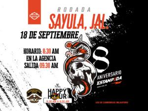 RODADA DE SAYULA